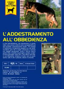 ADDESTRAMENTO ALL'OBBEDIENZA