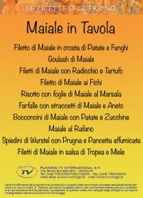 MAIALE IN TAVOLA