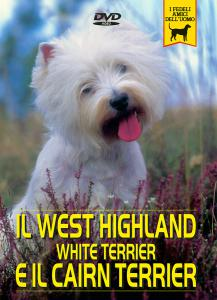 WEST HIGHLAND WHITE TERRIER e CAIRN TERRIER
